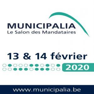 Ecoscénique au Salon Municipalia